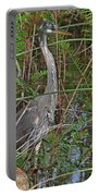 100- Great Blue Heron Portable Battery Charger