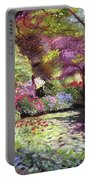 Water Lily Lake Portable Battery Charger