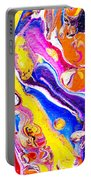 #102 Circus Pour Portable Battery Charger