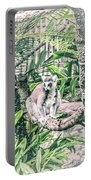 10773 Cotton Topped Tamarin Portable Battery Charger
