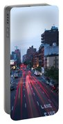10th Avenue Lights Portable Battery Charger