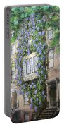 10th Street Wisteria Portable Battery Charger