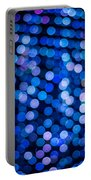 Abstract Lights Portable Battery Charger
