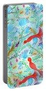 Birds Symphony Portable Battery Charger