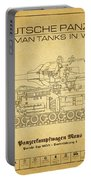 Panzerkampfwagen Maus Portable Battery Charger