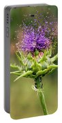 Silybum Eburneum Milk Thistle Portable Battery Charger