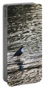 White-throated Dipper Portable Battery Charger