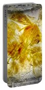 11265 Flower Abstract Series 02 #18 - Carnation 2 Portable Battery Charger