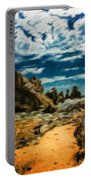 Landscape Nature Scene Portable Battery Charger