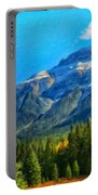 Nature Landscapes Prints Portable Battery Charger
