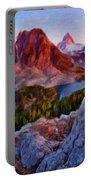 Nature Landscape Art Portable Battery Charger