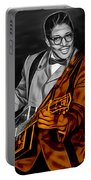 Bo Diddley Collection Portable Battery Charger