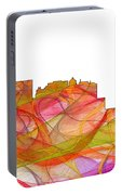 El Paso Texas Skyline Portable Battery Charger