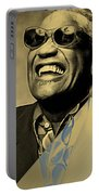 Ray Charles Collection Portable Battery Charger