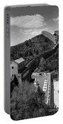 The Great Wall Of China Near Jinshanling Village, Beijing Portable Battery Charger
