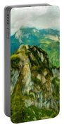 A Landscape Nature Portable Battery Charger