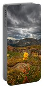 12000 Foot Flower Portable Battery Charger