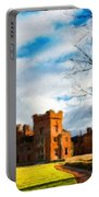 Landscape On Nature Portable Battery Charger