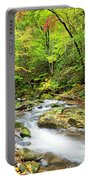 1266 Great Smoky Mountain National Park Portable Battery Charger
