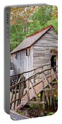 1267 Great Smoky Mountain Cable Mill Portable Battery Charger