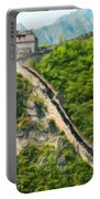 Nature Scenery Oil Paintings On Canvas Portable Battery Charger