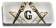 Ancient Freemasonic Symbolism By Pierre Blanchard Portable Battery Charger