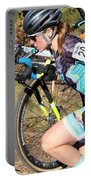 Fearless Femme Racing Portable Battery Charger
