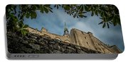 Le Mont Saint Michel Portable Battery Charger