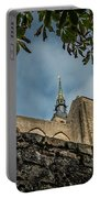 Le Mont Saint Michel Portable Battery Charger