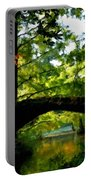 Nature Scene Portable Battery Charger