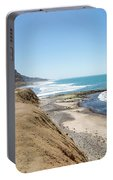 Pacific Ocean Big Sur Coatal Beaches And Landscapes Portable Battery Charger
