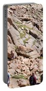 Pikes Peak Marathon And Ascent Portable Battery Charger