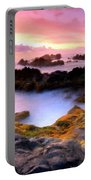 Scenery Oil Paintings On Canvas Portable Battery Charger