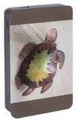 1348 Sea Turtle Pendant Portable Battery Charger