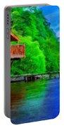 A Landscape Nature Portable Battery Charger