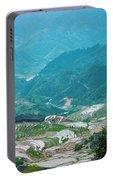 Longji Terraced Fields Scenery Portable Battery Charger