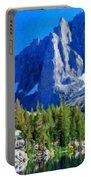 Oil Paintings Art Landscape Nature Portable Battery Charger