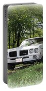 Classic Cars Portable Battery Charger