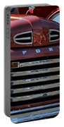 Classic Ford Pickup Portable Battery Charger