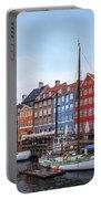 Copenhagen - Denmark Portable Battery Charger