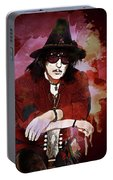 Deep Purple. Ritchie Blackmore. Portable Battery Charger