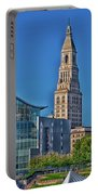 Downtown Hartford Portable Battery Charger