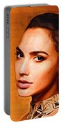 Gal Gadot Portable Battery Charger