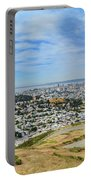 San Francisco Skyline  Portable Battery Charger