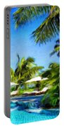 Nature Landscape Oil Painting For Sale Portable Battery Charger