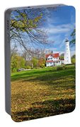 1406 North Point Lighthouse Portable Battery Charger