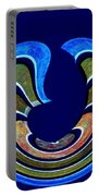 1408 Abstract Thought Portable Battery Charger