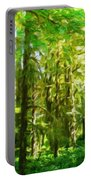 Nature Landscape Illumination Portable Battery Charger