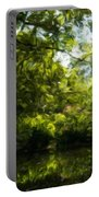 Nature Landscape Lighting Portable Battery Charger