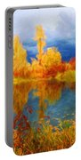 Nature Landscape Pictures Portable Battery Charger